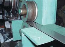 CH技術 製造方法①フープ
