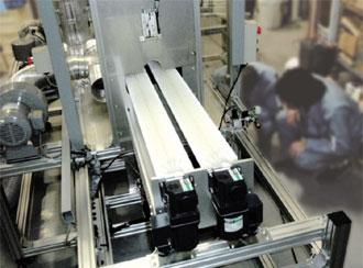 自動機 樹脂パイプ洗浄