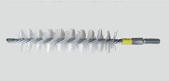 ネジリブラシの構造 ④ネジ付