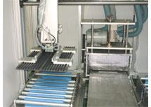 自動機 カーボンプレート洗浄2